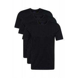 T-Shirt Cuello Redondo Pack 3 Hugo Boss