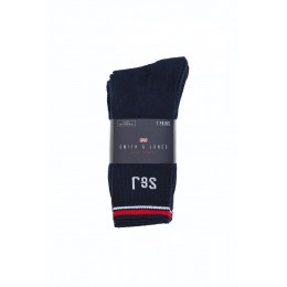 Socks Bexley Navy