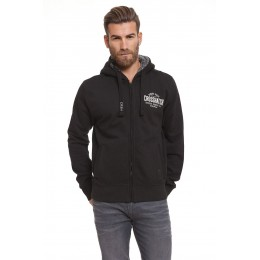 Sweatshirt Seton Zip-Thru