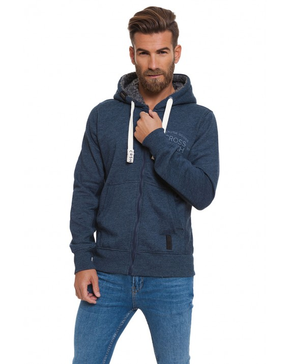 Sweatshirt Haiden Zip-Thru