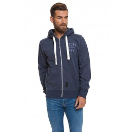 Sweatshirt Laramie Zip-Thru