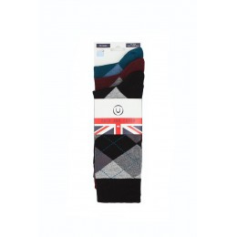 Pack 3 chaussettes Reeves
