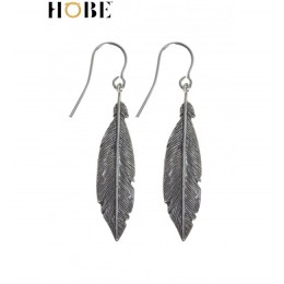 Earrings Hoja